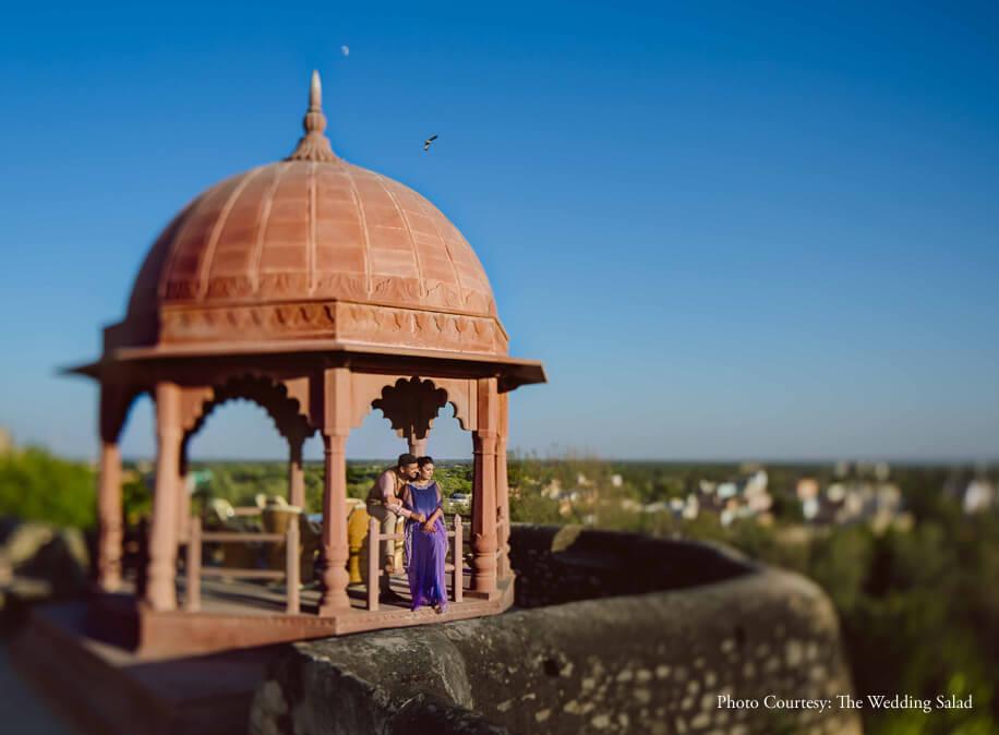 Arushi and Karthik, Rajasthan