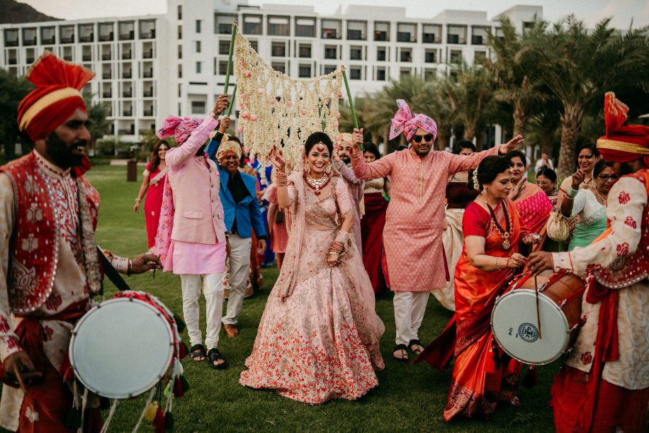 Divya and Joao, InterContinental Fujairah Resort, UAE