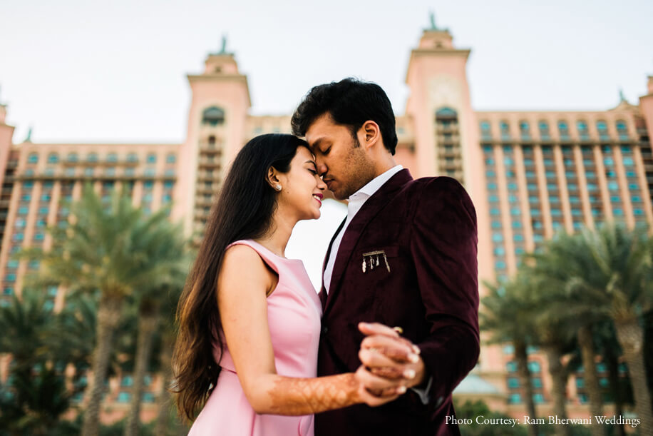 Harsha and Jayesh, Dubai, UAE
