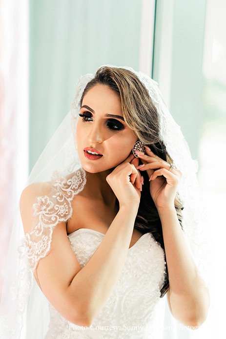 Bride Christian Wedding Makeup