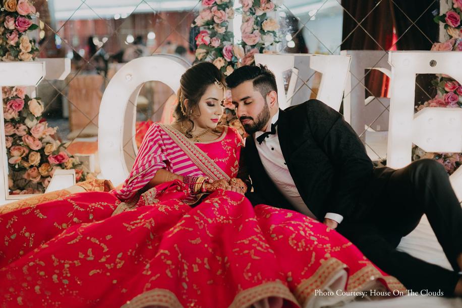 Likhita and Abhishek, KC Emporia Luxury Banquets and Resorts