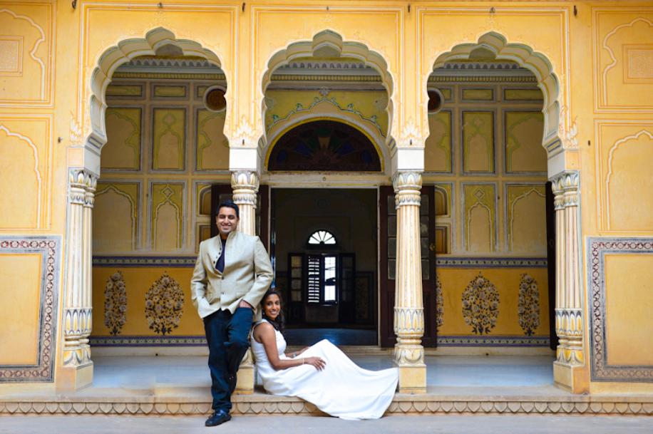 Munisha and Rohit