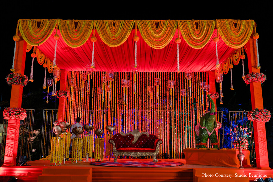 Nidhi - Sopam, The Ananta Udaipur, Wedding