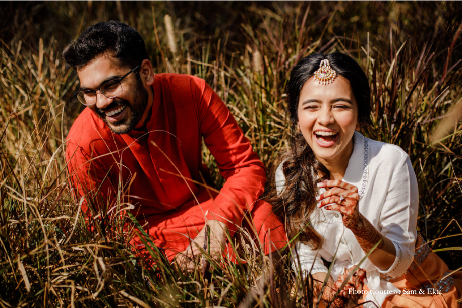 Ravina and Aditya, Goa