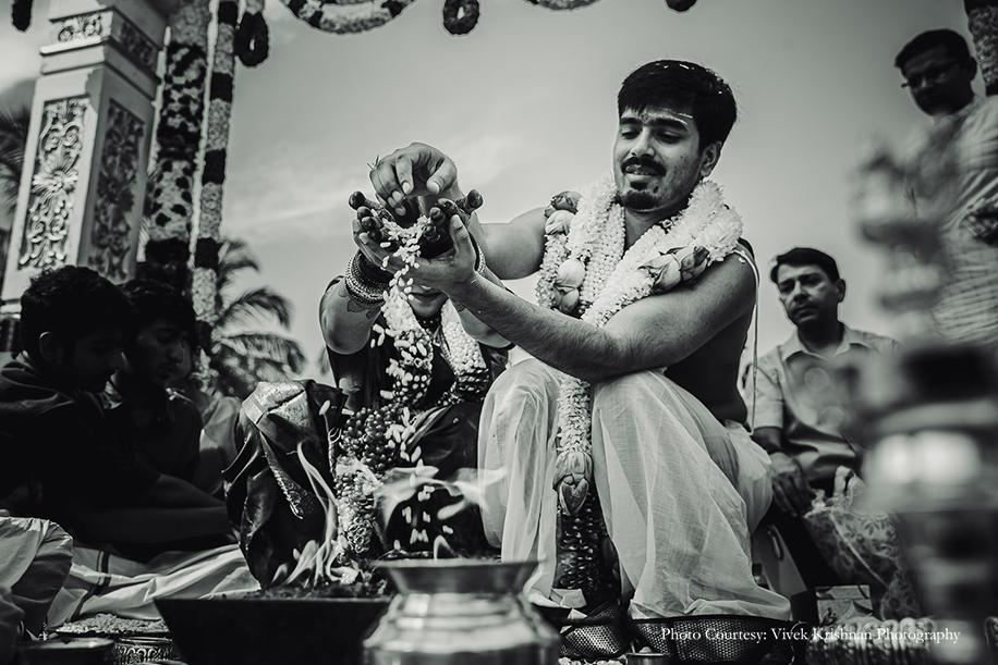 Sahana and Pratyoush, Goa