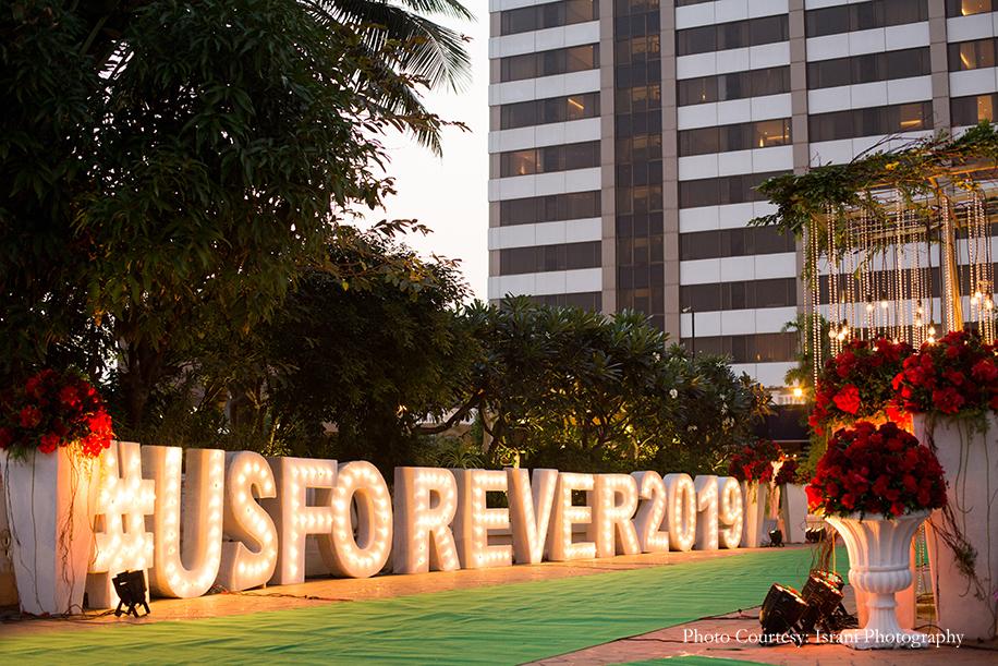 Udit and Sailee, Taj Lands End, Mumbai