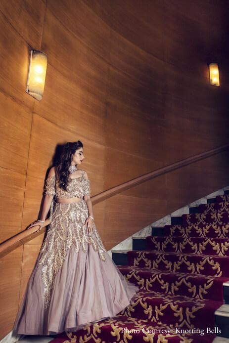Shainal and Deepali, Palace Halls, NSCI, Mumbai