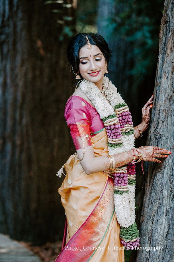 Sharon and Bhavin, Mill Valley, California