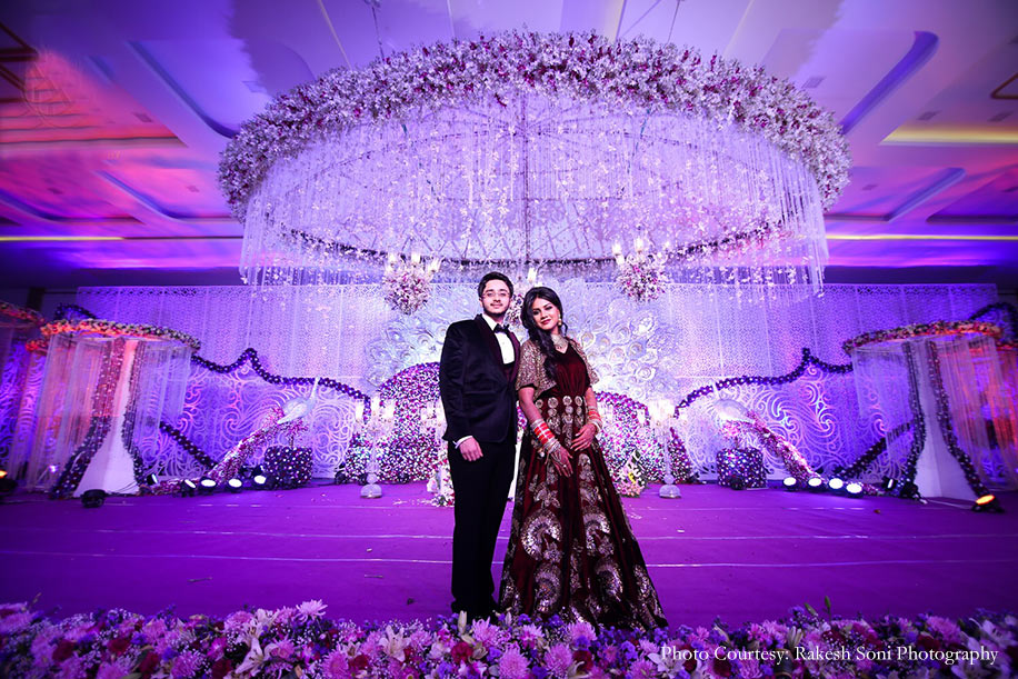 Simran and Mohit, Hyderabad