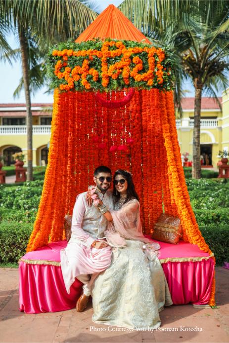 Sneha and Saksham, Goa