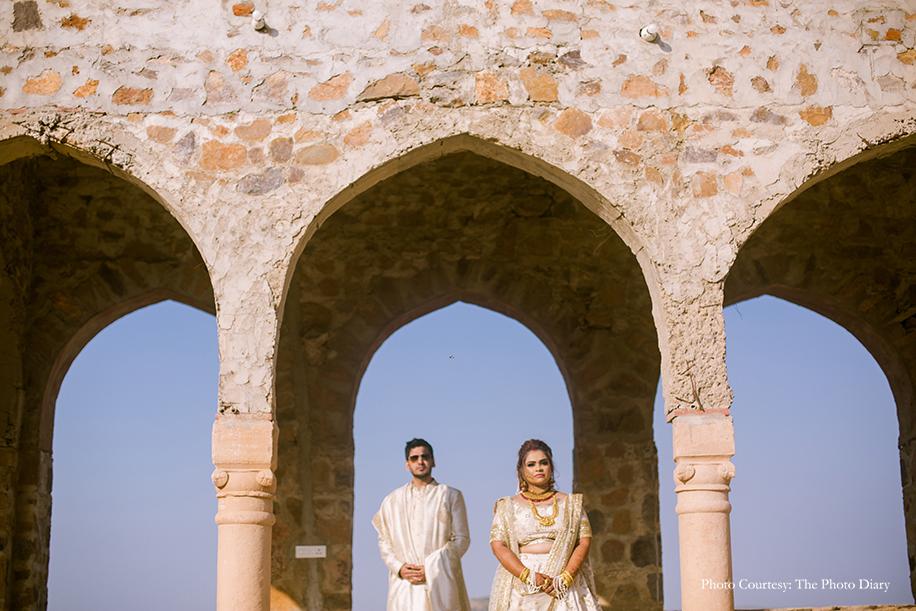 Sunanya and Shashwat, Rajasthan