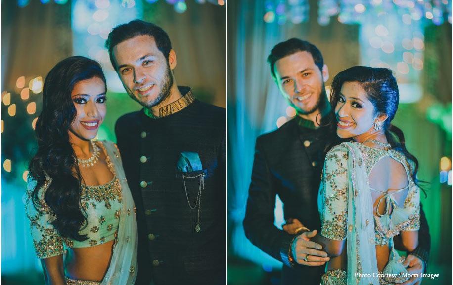 Tuhina and Filip, Noida