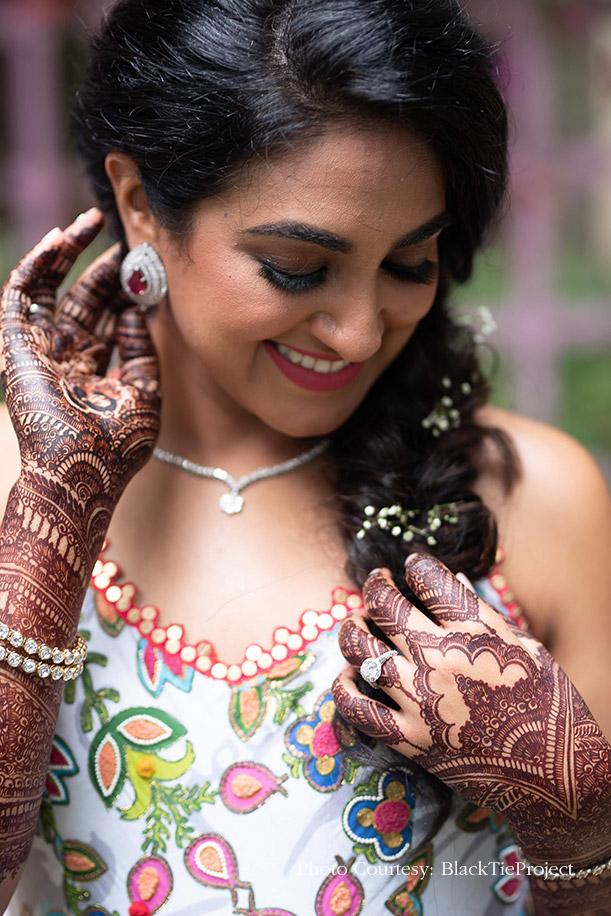 Sherina, Real Bride Real Styles