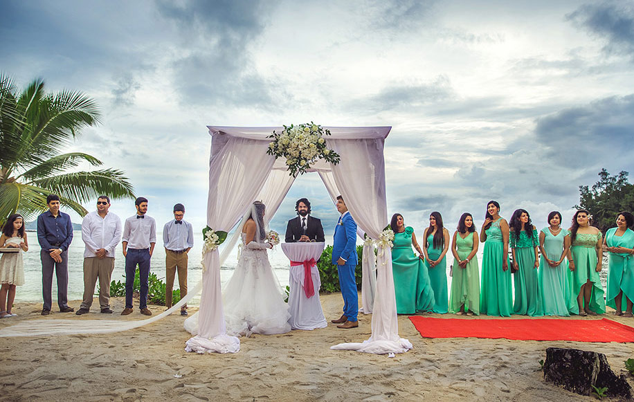 Hotels that'll give you Beach Wedding #Goals!