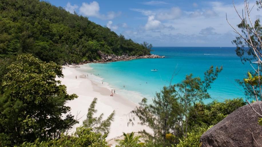 Anse Georgette – Praslin Island
