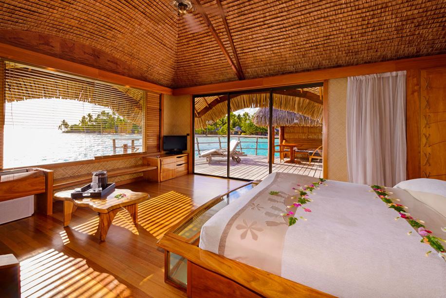 Le Taha'a Island Resort & Spa, French Polynesia