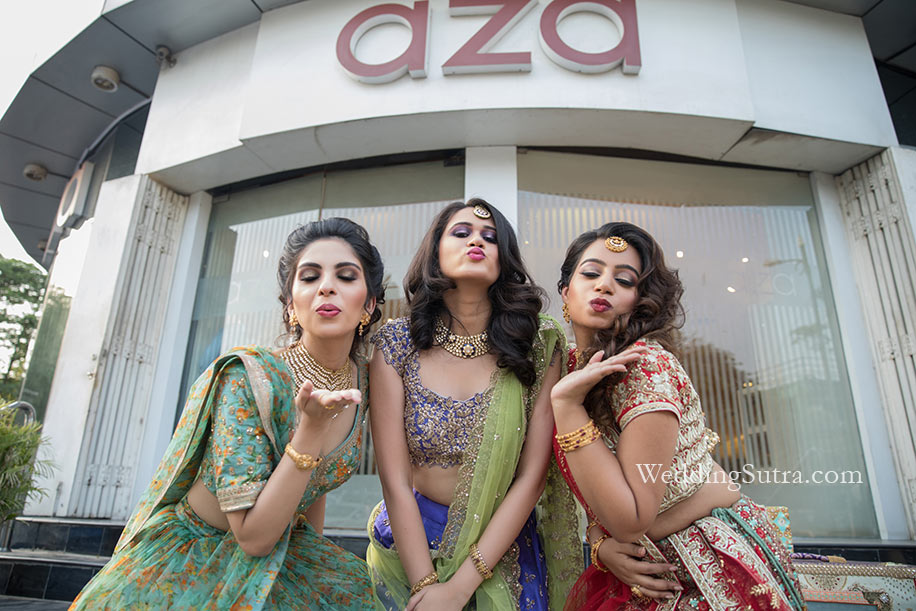 Behind the Scenes – AZA, Delhi