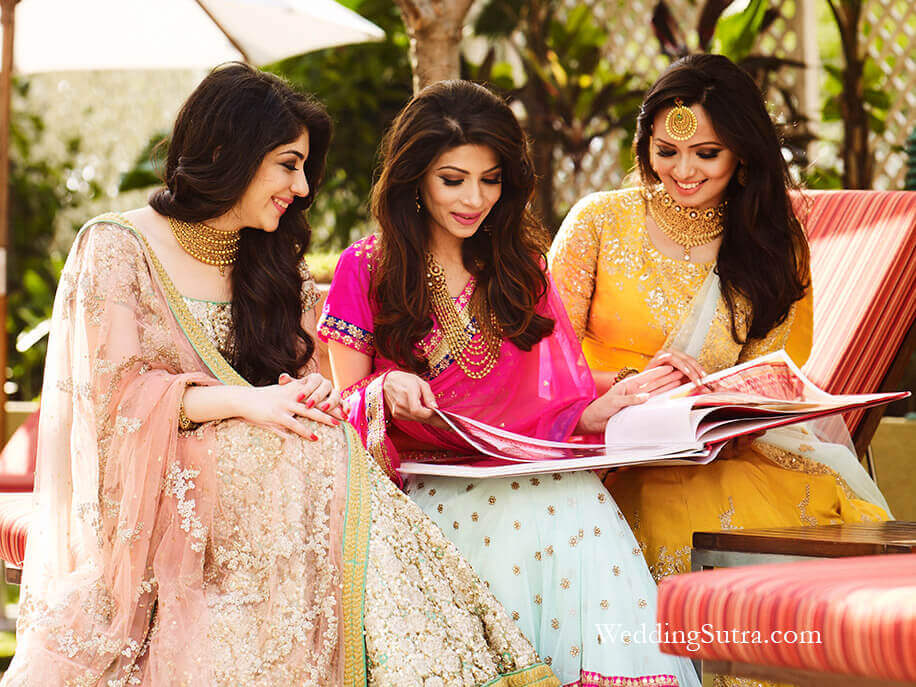 WeddingSutra on Location - Henna Motwani