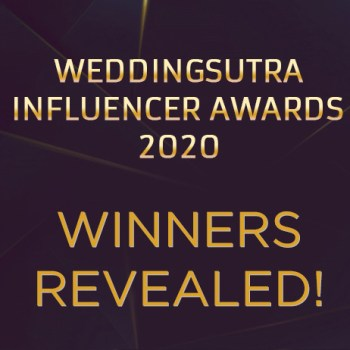 WeddingSutra Influencer Awards 2020 – Winners Revealed