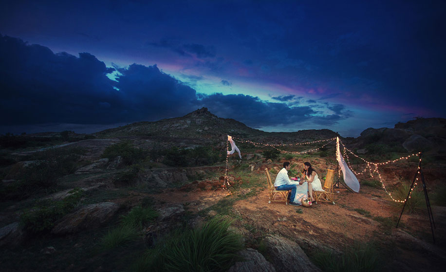 15 Awesome locations for a Pre Wedding Shoot in Bangalore.