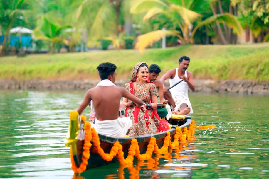 10 Venues in South India for an amazing Destination Wedding