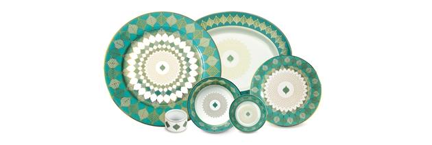 Banaras Dinnerware