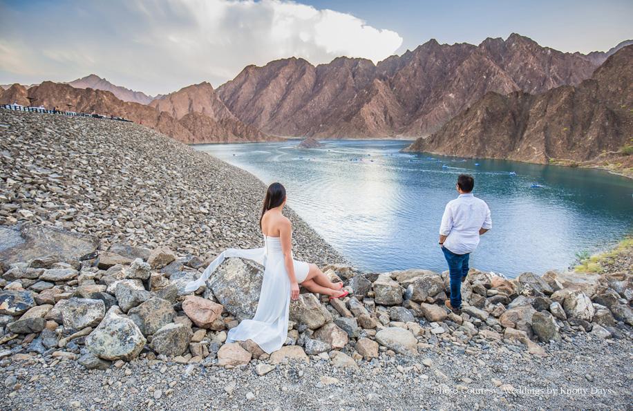 A Romantic Escape to Abu Dhabi