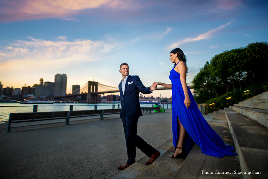 This Photoshoot Explores some of New York's Most Romantic Spots!