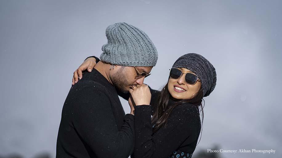 Apoorvi and Rohit