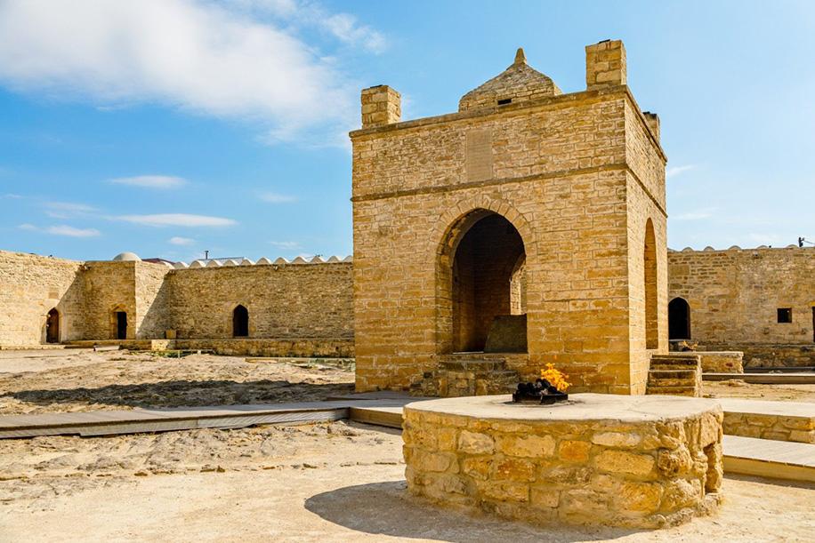 Amazing Wonders of Azerbaijan