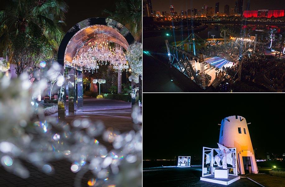 Diya and Ayush's Bahrain wedding