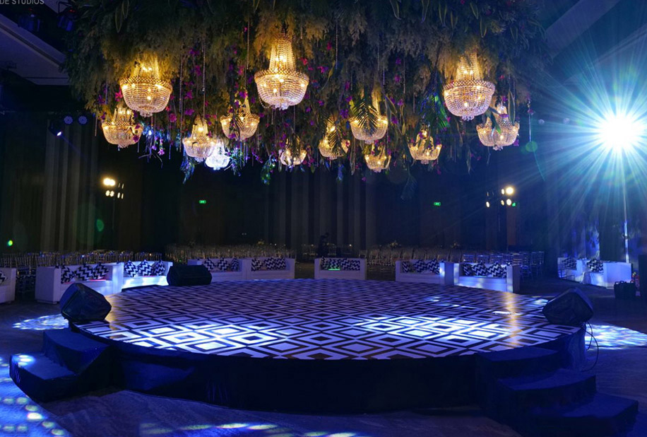 Sangeet Decor Inspiration