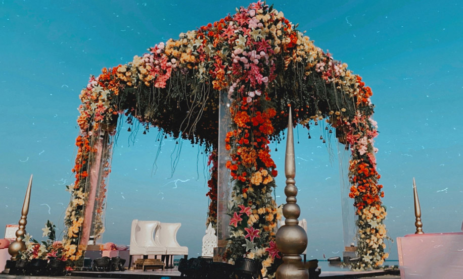 Beautiful Mandap Decor Ideas