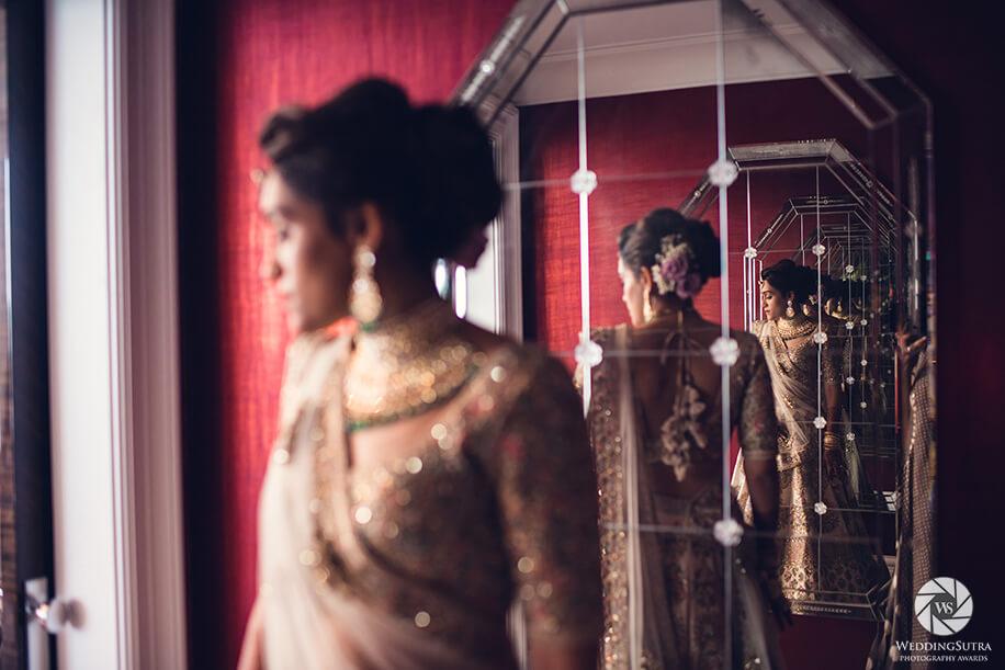 Bridal Portrait by Stories by WeddingNama - WeddingSutra Photography Awards 2018