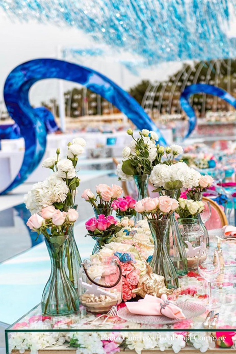 This wedding planned by Cineyug was suffused in Indian maximalism and luxury