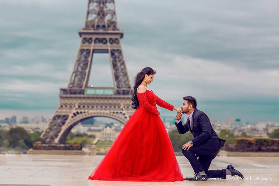 Pre Wedding Photoshoots
