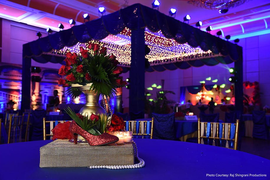 Stunning decor by Vivaah at Jai and Deepshikha's wedding in Cambodia!