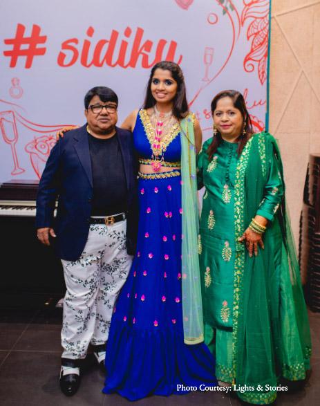 Diksha and Siddharth