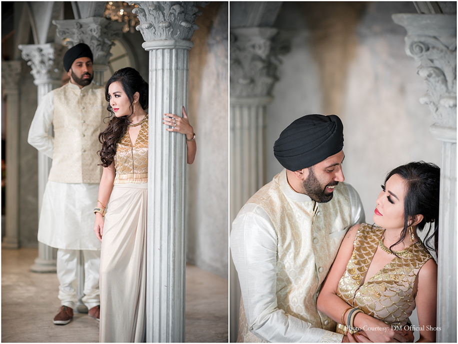 Pre-Wedding Photoshoots by DM Official Shots - May 2018