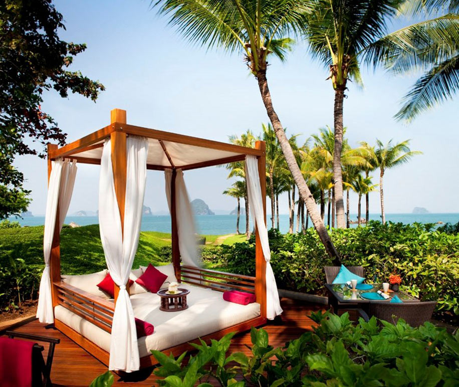 Phulay Bay Ritz-Carlton, Krabi, Thailand