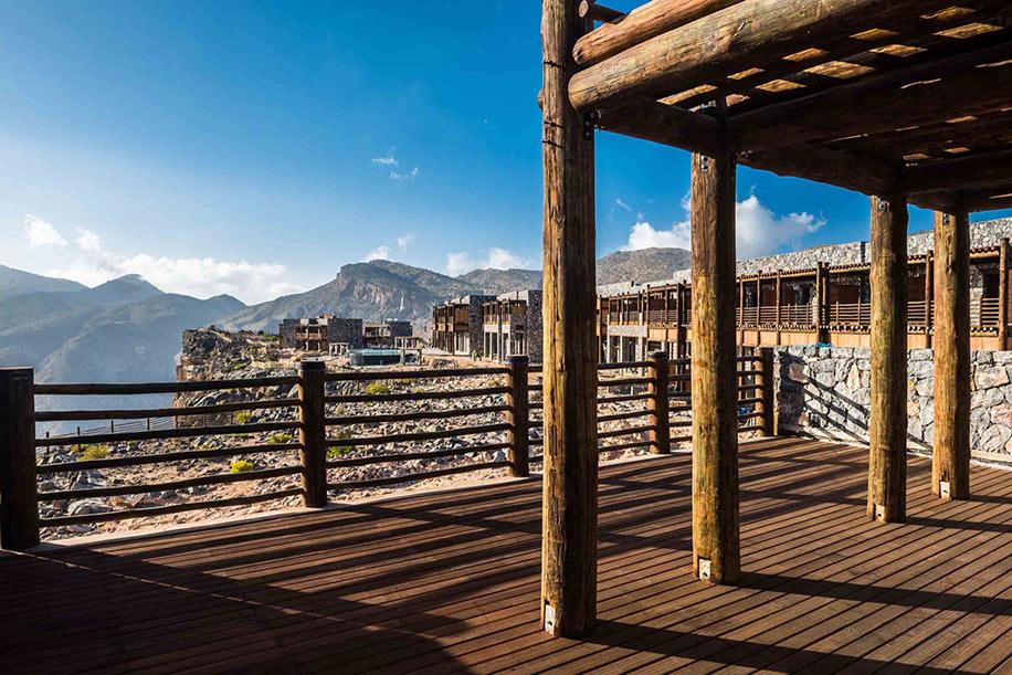 7 Sexiest Suites in Oman