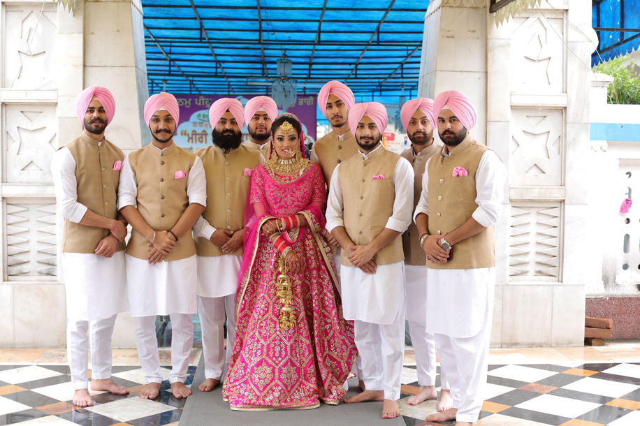 The Story of a Bride with 9 Brothers will tug on your heartstrings