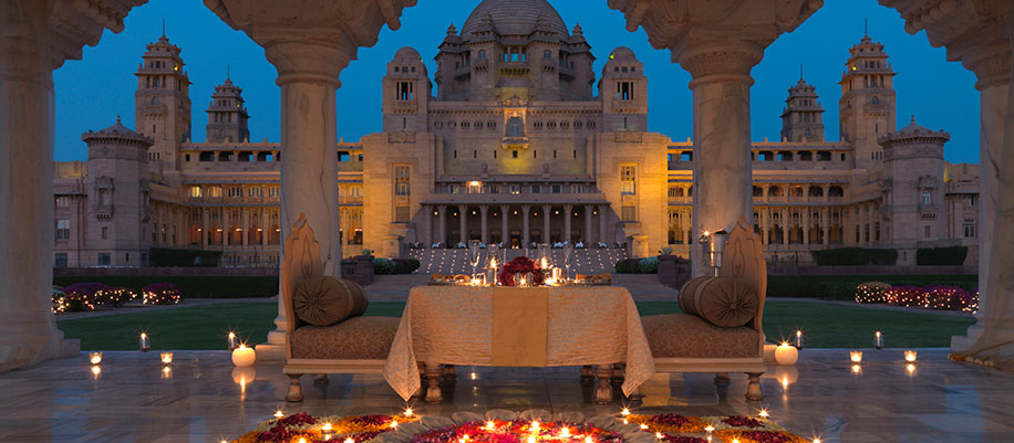 Royal Destination Wedding Venue - Umaid Bhawan Palace, Jodhpur