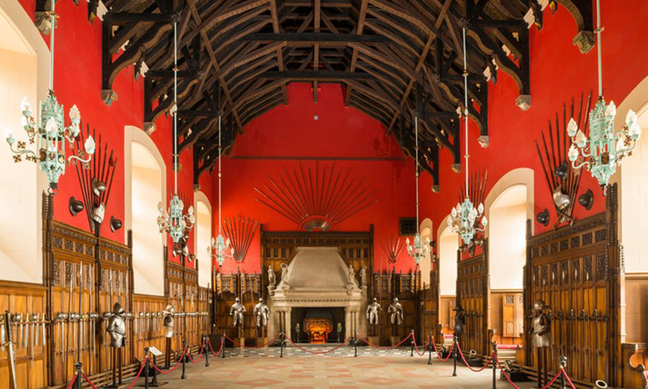 Royal Destination Wedding Venue - Edinburgh Castle