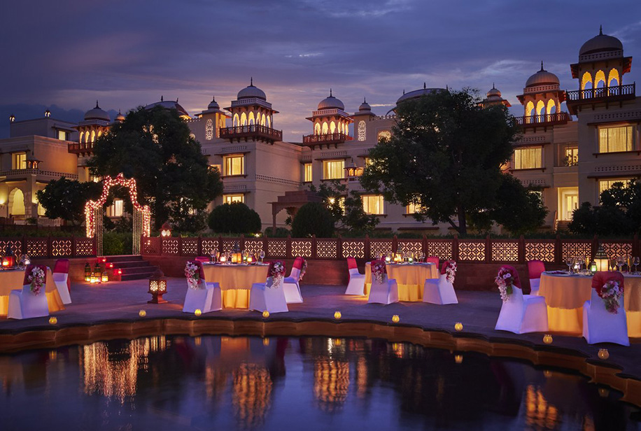 Royal Destination Wedding Venue - Jai Mahal, Jaipur