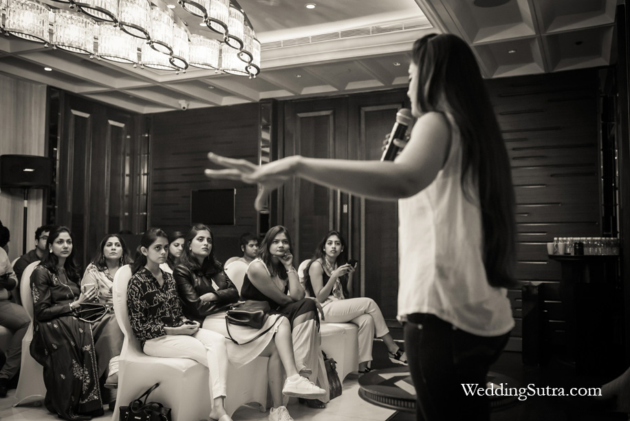 Highlights from WeddingSutra Masterclass at The Wedding Collective
