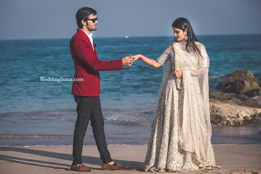 Mudit and Rashi's Amazing Pre-Wedding Shoot