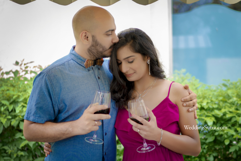 Nitima and Jahan's Platinum day of Love
