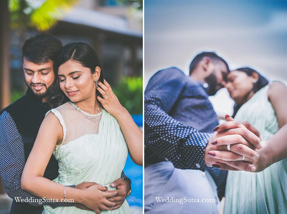 Parita and Bhavya's Platinum Day of Love