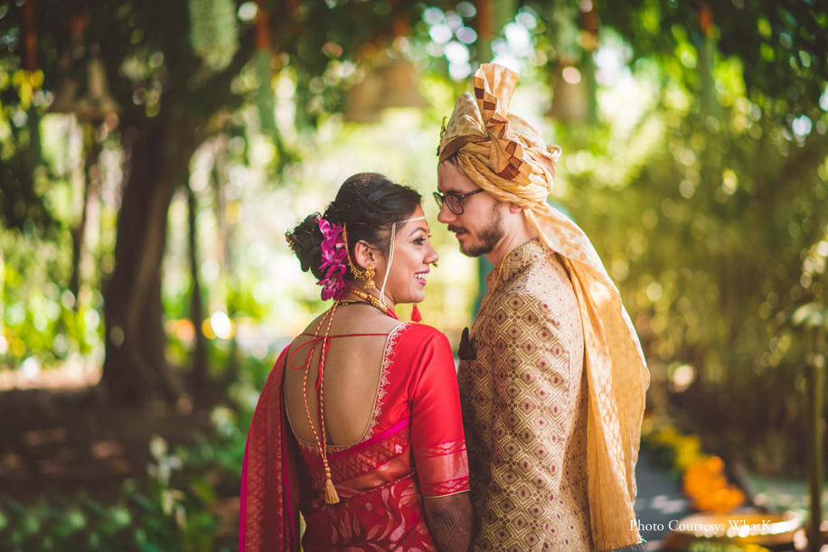 A farmhouse wedding in Pune that celebrated the union of two cultures